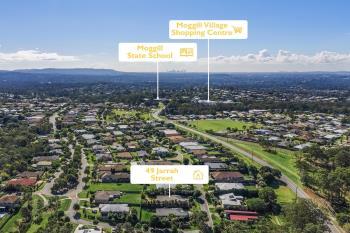 49 Jarrah St, Moggill, QLD 4070