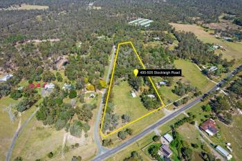 495-505 Stockleigh Rd, Stockleigh, QLD 4280
