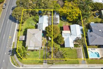 59 & 61 Bougainville St, Beenleigh, QLD 4207