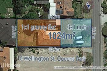 10 Wellington St, Queens Park, WA 6107