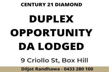 9 Criollo St, Box Hill, NSW 2765