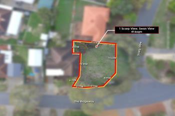 1 Scarp View, Swan View, WA 6056