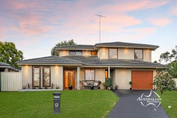 5 Cunningham Cl, St Clair, NSW 2759