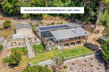 15C Old School Rd, Springbrook, QLD 4213