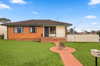 45 Lindwall St, Warilla, NSW 2528