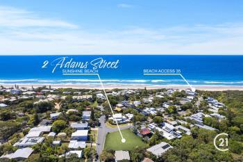 2 Adams St, Sunshine Beach, QLD 4567