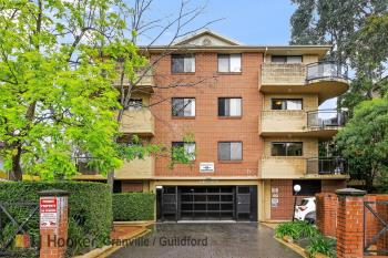 3/22 Blaxcell St, Granville, NSW 2142