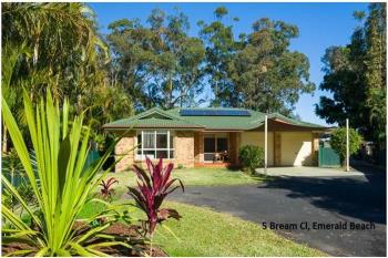5 Bream Cl, Emerald Beach, NSW 2456